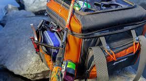 Ящик или сумка - что взять на рыбалку